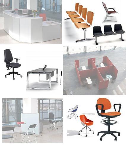 Sillas y mesas para oficinas madera y anea muebles for Mesas y sillas oficina